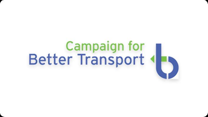 Campaign for better transport logo